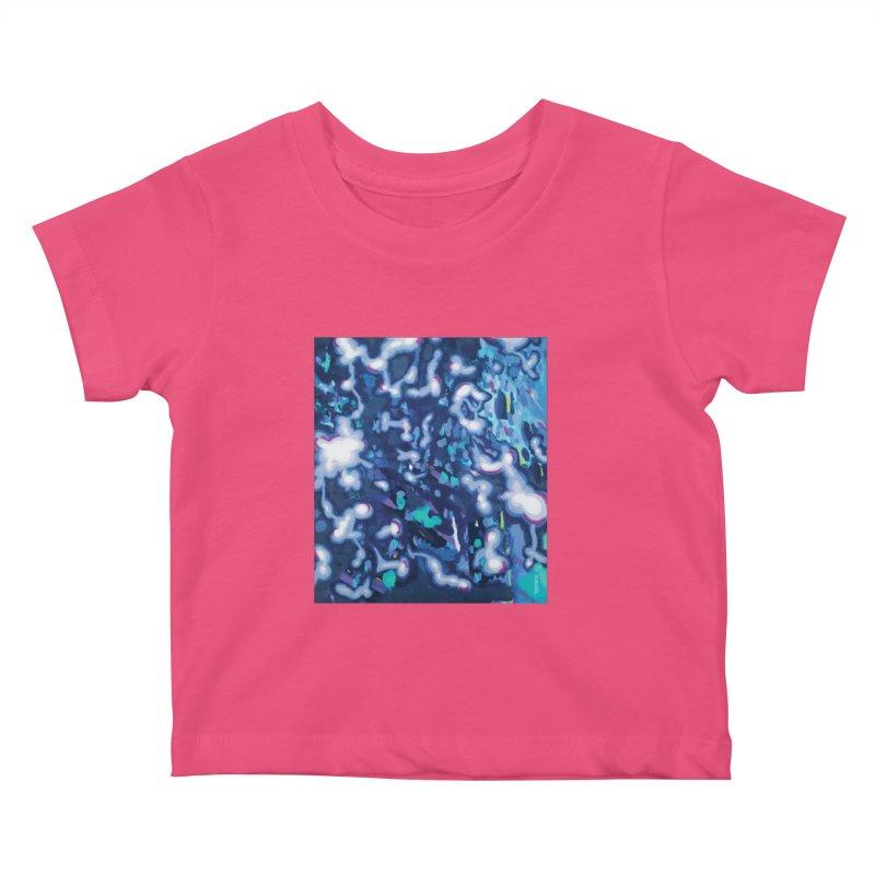 JOY // Awakening Kids Baby T-Shirt by Desanka Spirit's Artist Shop