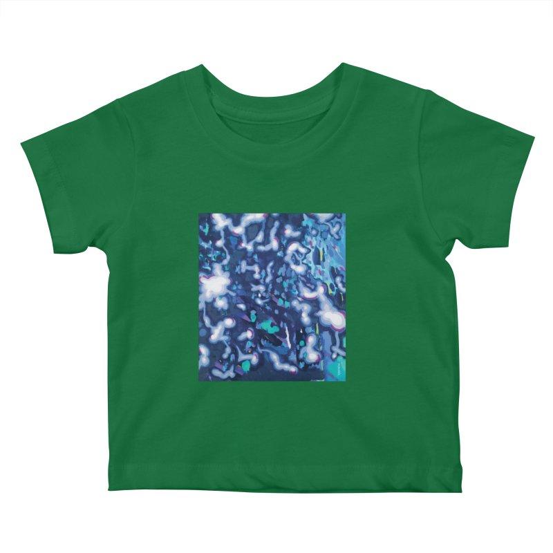 JOY // Awakening Kids Baby T-Shirt by desankaspirit's Artist Shop