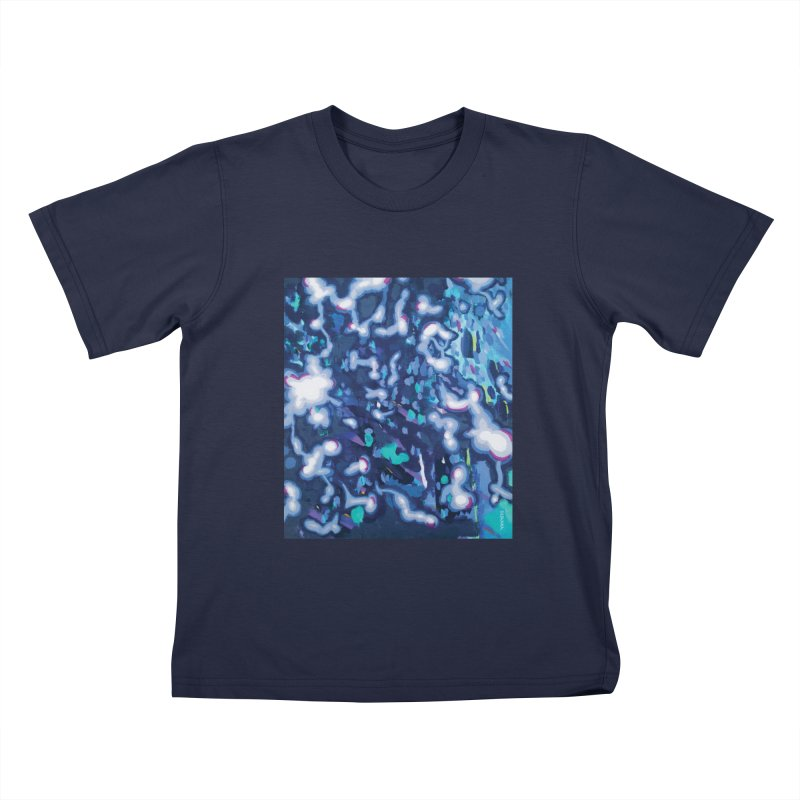 JOY // Awakening Kids T-Shirt by Desanka Spirit's Artist Shop