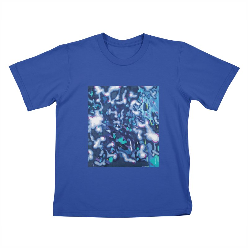JOY // Awakening Kids T-Shirt by desankaspirit's Artist Shop