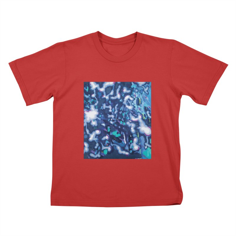 JOY // Awakening Kids T-Shirt by Desanka Spirit's Artist Shop