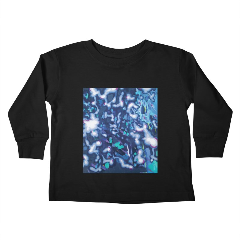 JOY // Awakening Kids Toddler Longsleeve T-Shirt by Desanka Spirit's Artist Shop