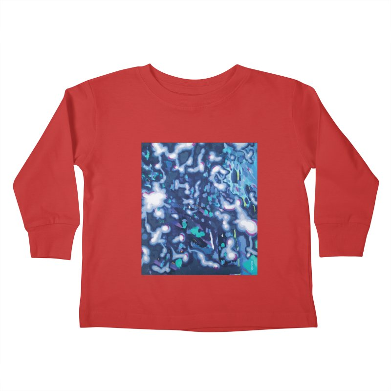 JOY // Awakening Kids Toddler Longsleeve T-Shirt by Desanka Spirit's Artist Shop