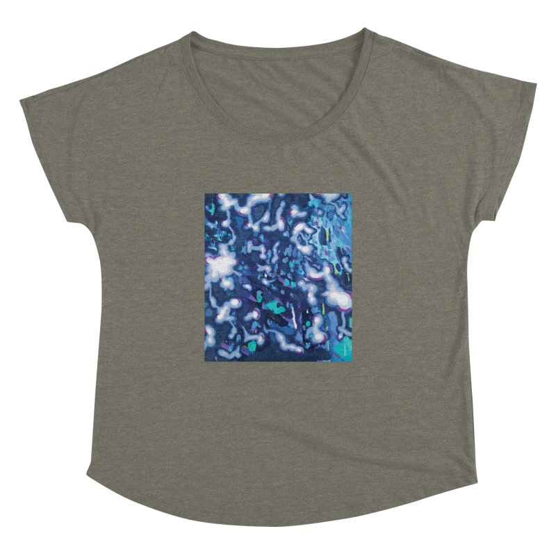JOY // Awakening Women's Dolman Scoop Neck by desankaspirit's Artist Shop