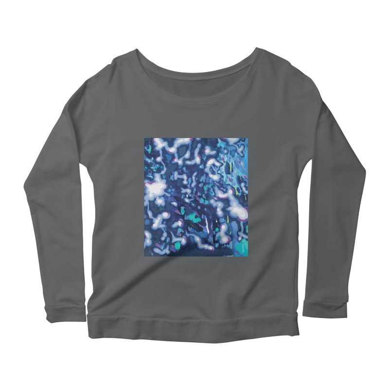 JOY // Awakening Women's Longsleeve T-Shirt by Desanka Spirit's Artist Shop