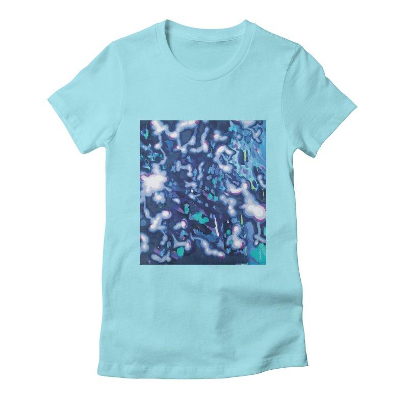 JOY // Awakening Women's T-Shirt by Desanka Spirit's Artist Shop