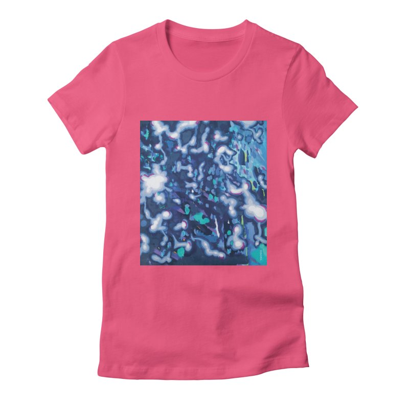 JOY // Awakening Women's T-Shirt by Desanka Spirit's Artist Shop