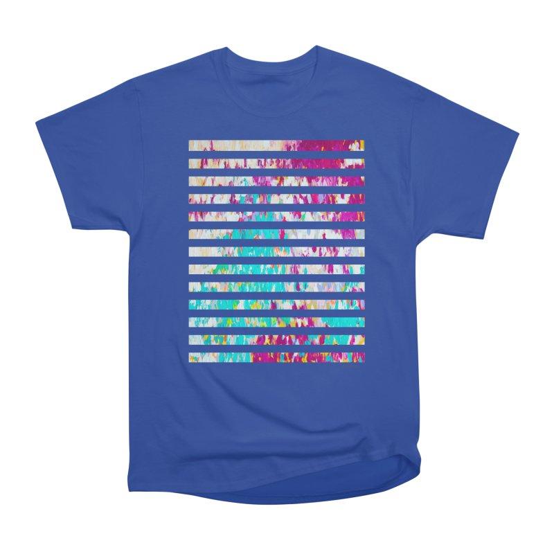 JOY // Colors Exploding Women's Heavyweight Unisex T-Shirt by desankaspirit's Artist Shop