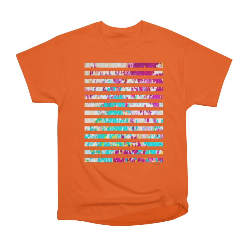 JOY // Colors Exploding Men's Heavyweight T-Shirt by desankaspirit's Artist Shop
