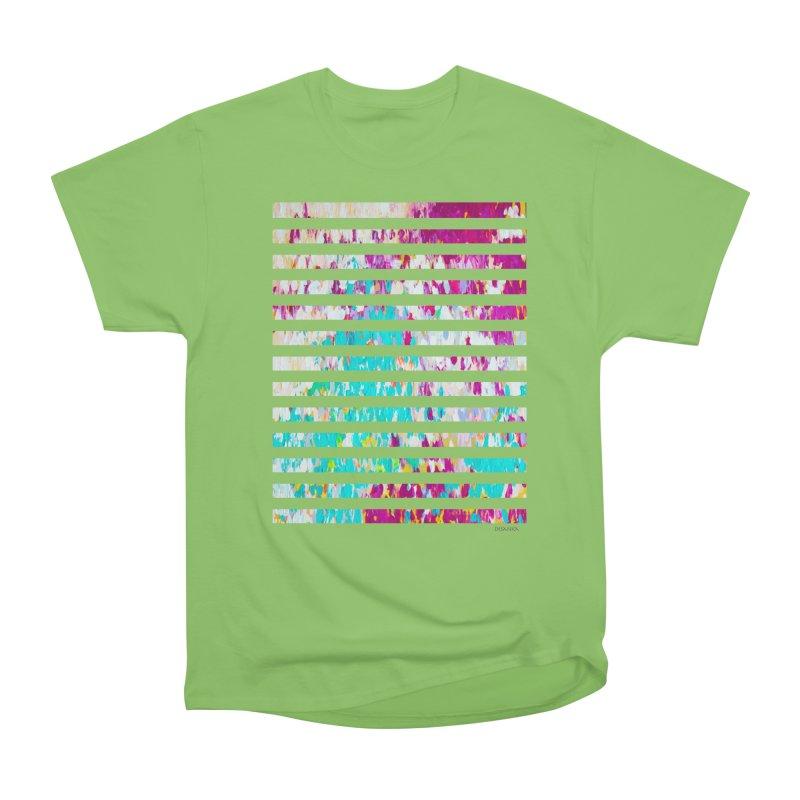 JOY // Colors Exploding Women's Heavyweight Unisex T-Shirt by Desanka Spirit's Artist Shop