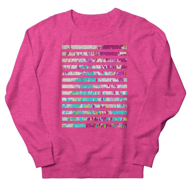 JOY // Colors Exploding Men's French Terry Sweatshirt by desankaspirit's Artist Shop