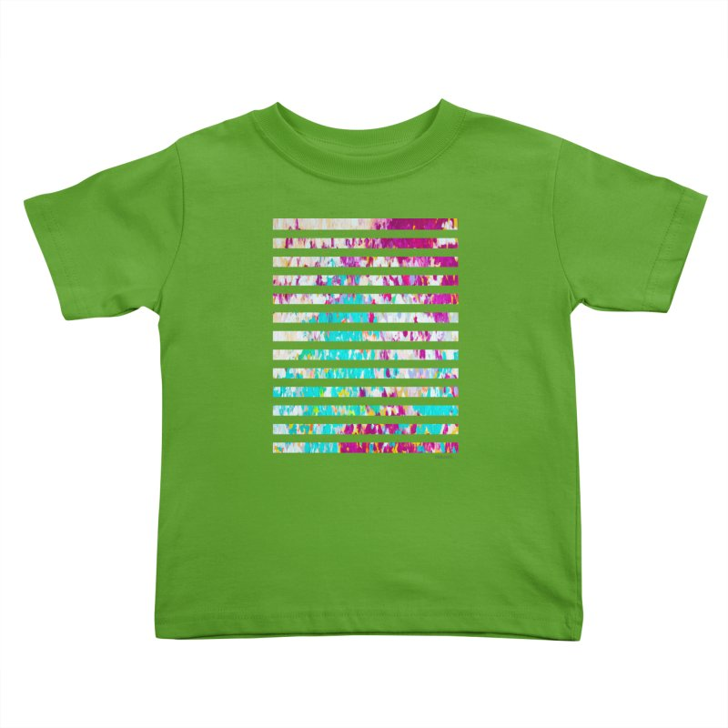 JOY // Colors Exploding Kids Toddler T-Shirt by Desanka Spirit's Artist Shop