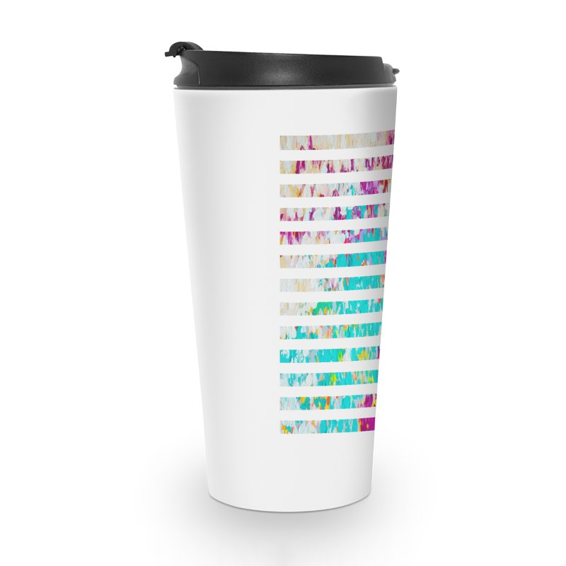 JOY // Colors Exploding Accessories Mug by Desanka Spirit's Artist Shop