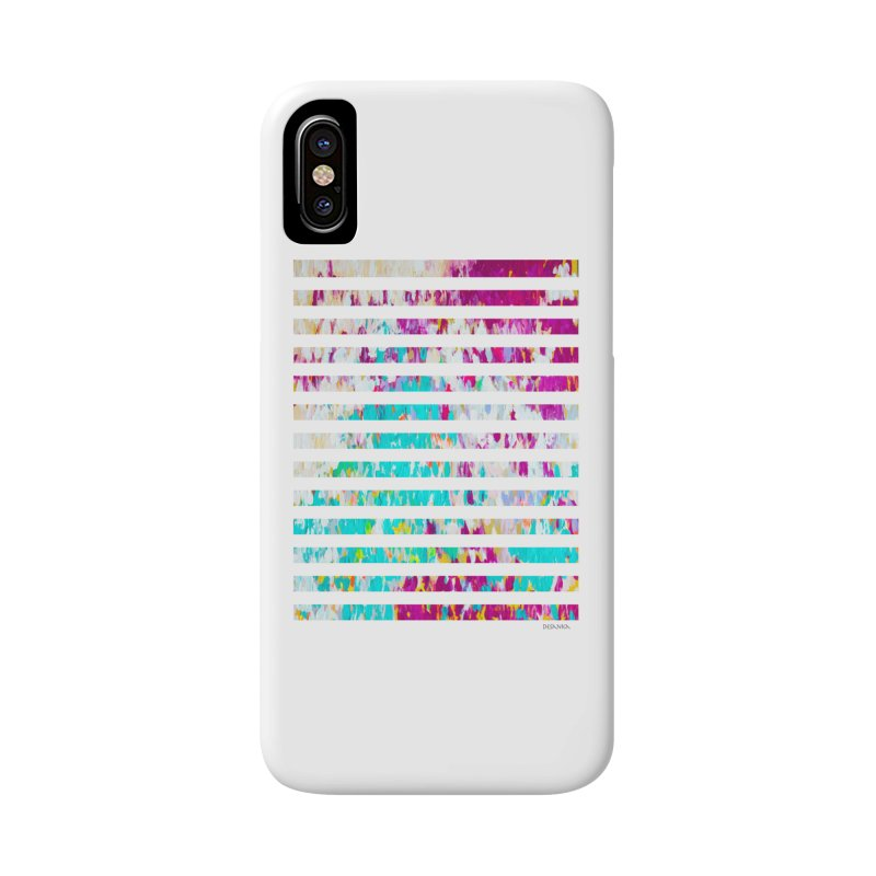 JOY // Colors Exploding Accessories Phone Case by Desanka Spirit's Artist Shop