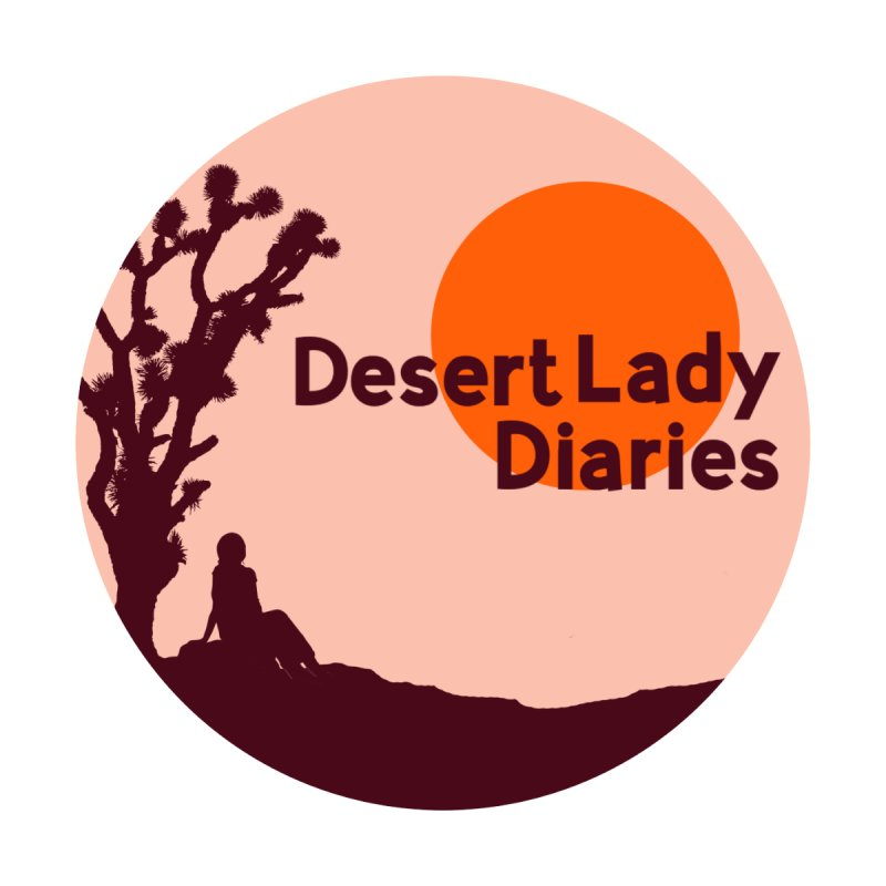 Desert Lady Diaries Merch Men's T-Shirt by desertladydiaries's Artist Shop