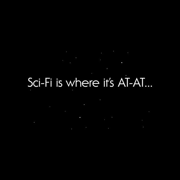 image for Sci-fi is totally fly