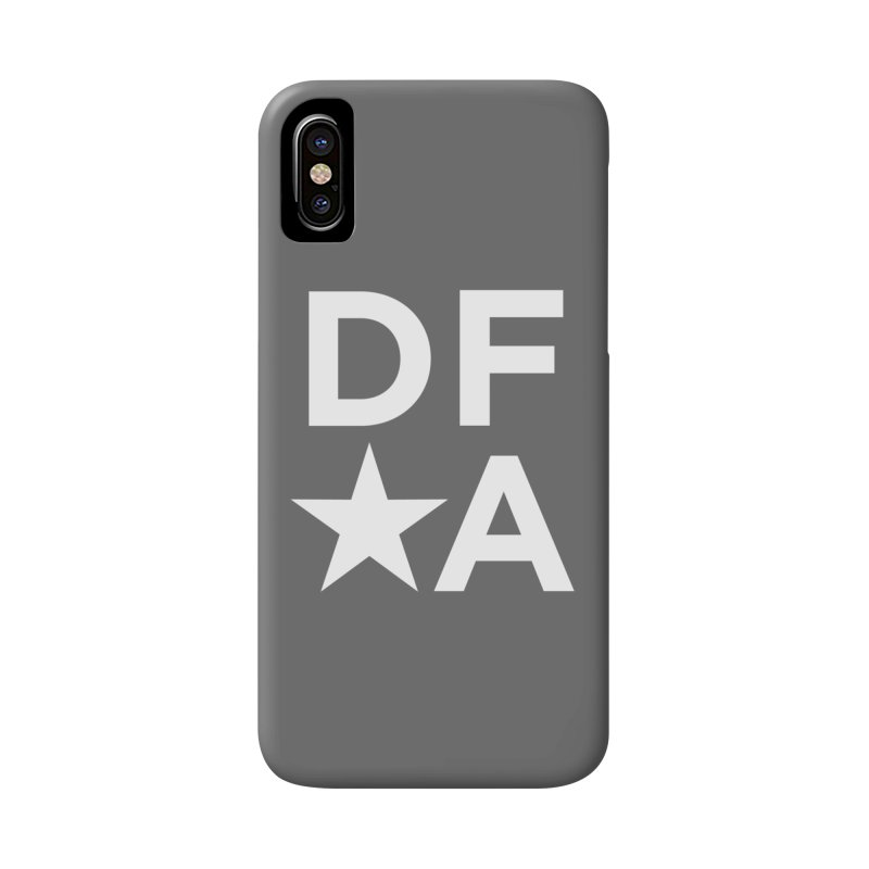DFA icon essentials Accessories Phone Case by Design for America's Artist Shop