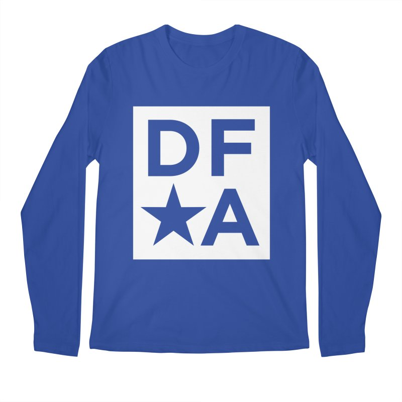 DFA icon essentials Men's Longsleeve T-Shirt by Design for America's Artist Shop