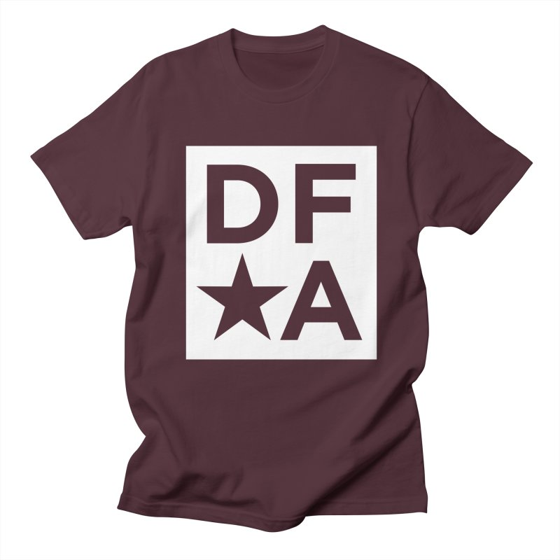 DFA icon essentials Men's T-Shirt by Design for America's Artist Shop