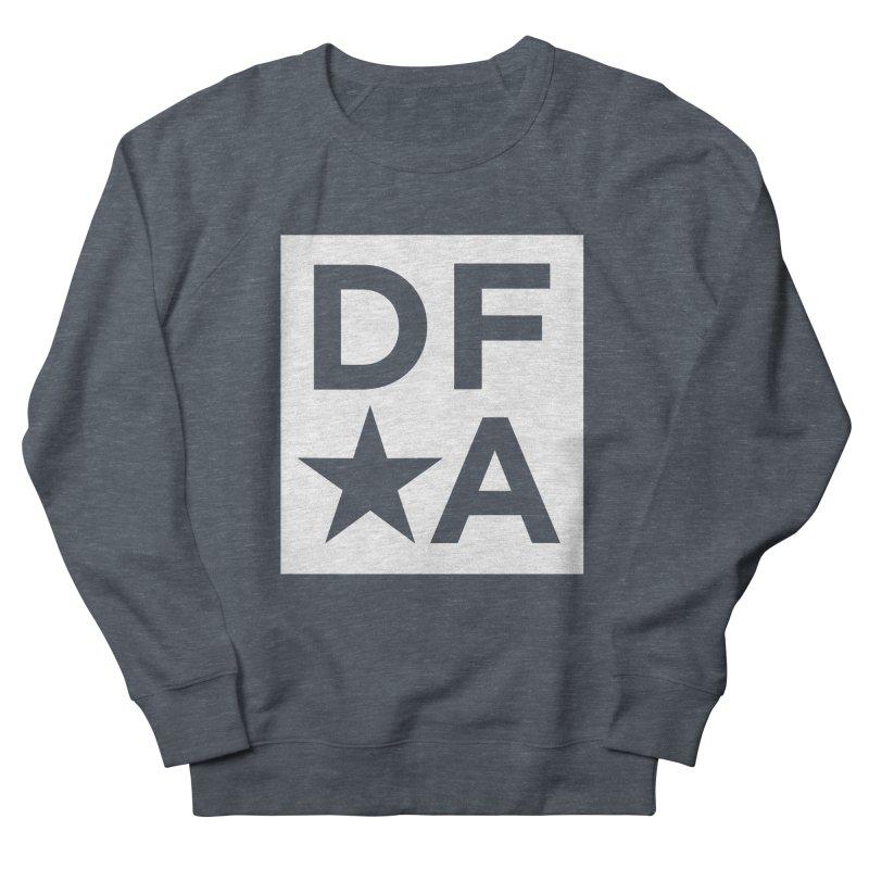 DFA icon essentials Women's Sweatshirt by Design for America's Artist Shop