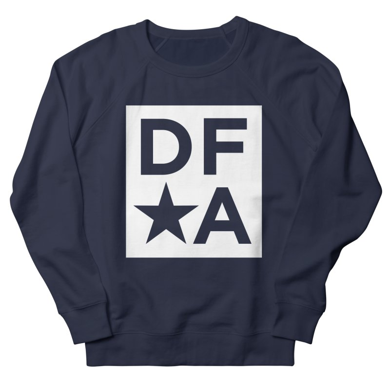 DFA icon essentials Women's French Terry Sweatshirt by Design for America's Artist Shop