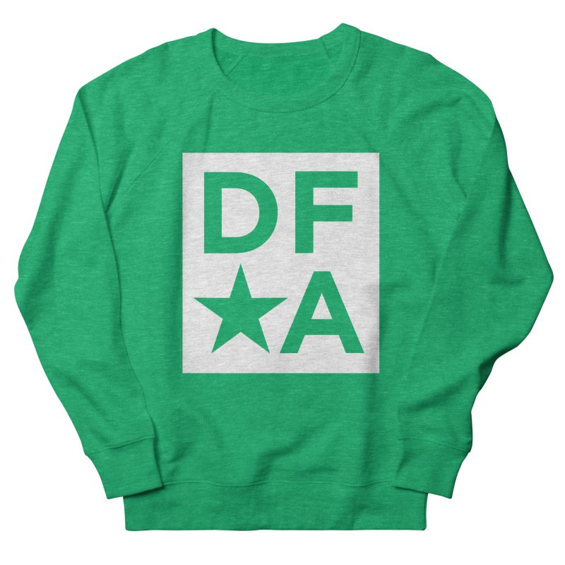 DFA icon essentials Men's Sweatshirt by Design for America's Artist Shop