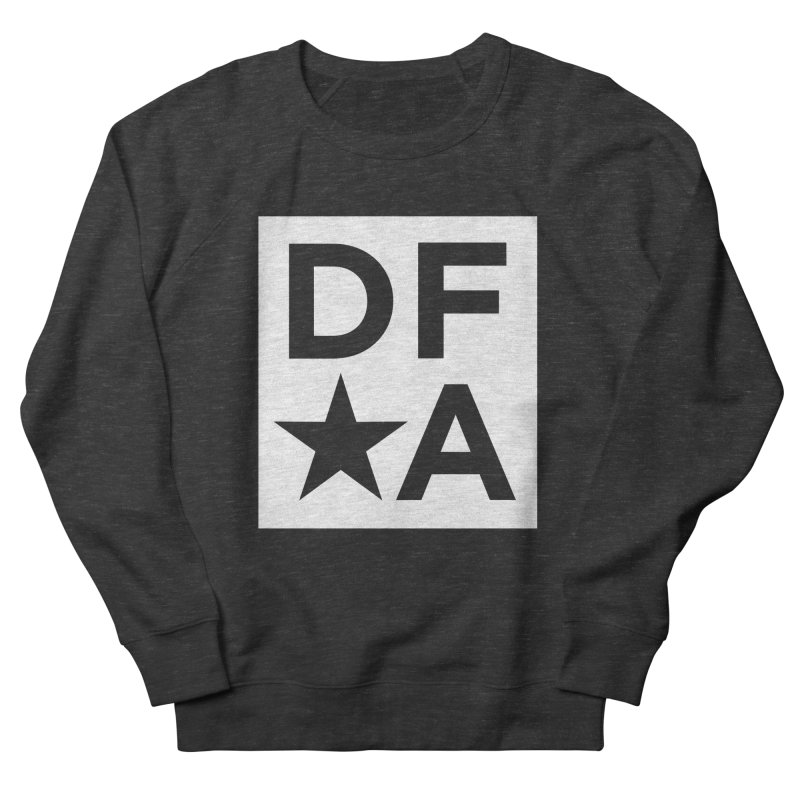 DFA icon essentials Men's French Terry Sweatshirt by Design for America's Artist Shop