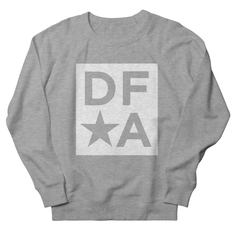 DFA icon essentials Men's Sweatshirt by Design for America's Artist Shop