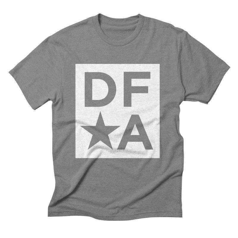 DFA icon essentials Men's Triblend T-Shirt by Design for America's Artist Shop