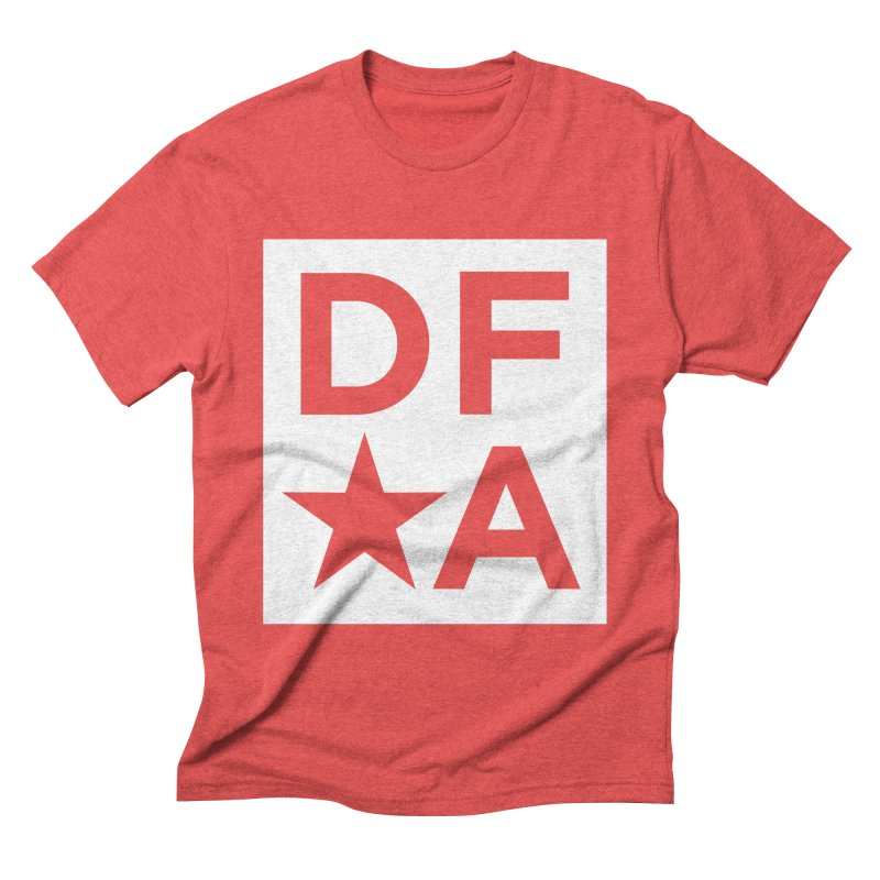 DFA icon essentials Men's Triblend T-shirt by Design for America's Artist Shop