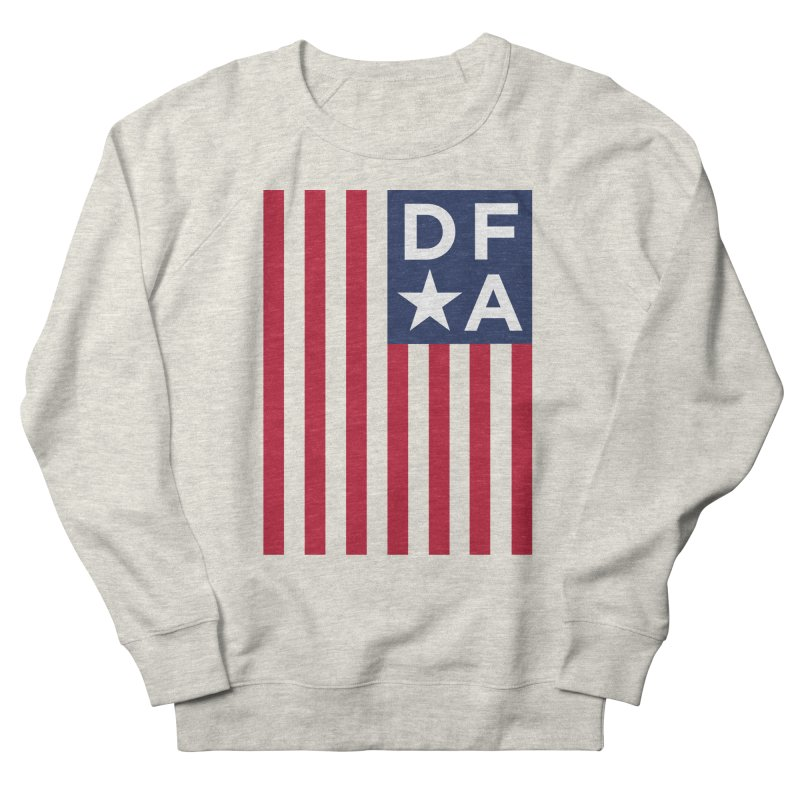DFA Flag Men's Sweatshirt by Design for America's Artist Shop