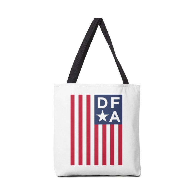 DFA Flag Accessories Bag by Design for America's Artist Shop