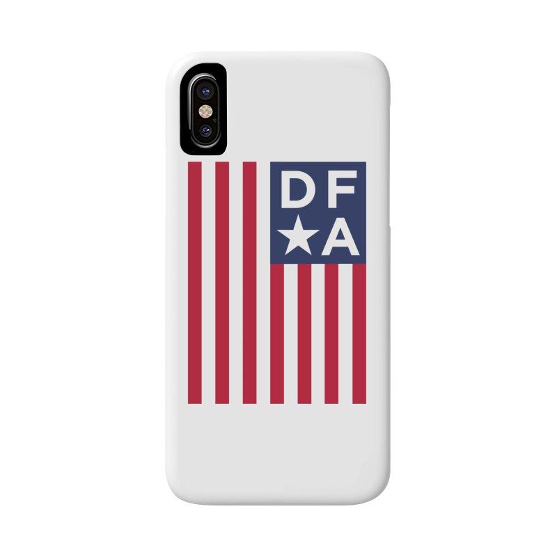 DFA Flag Accessories Phone Case by Design for America's Artist Shop