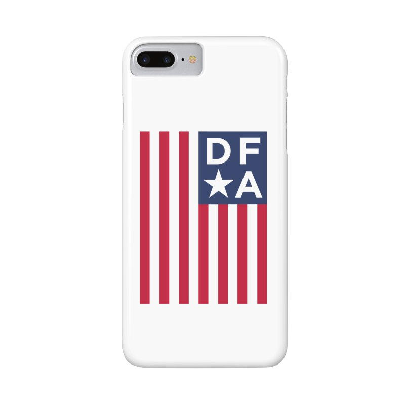 DFA Flag Accessories Phone Case by Design for America's Artist Shop
