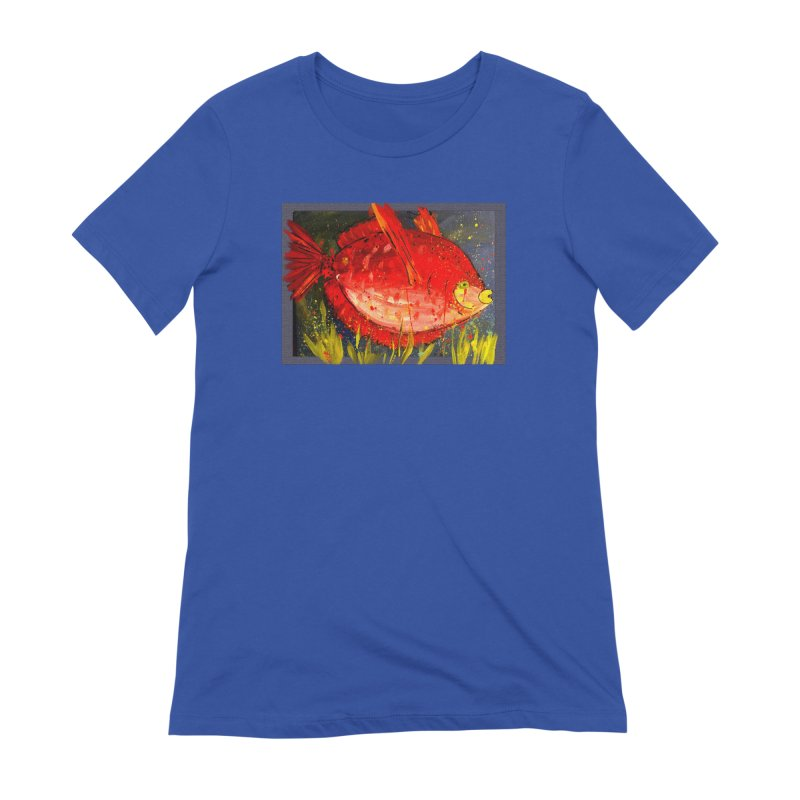 PUCKER UP Women's Extra Soft T-Shirt by designsbydana's Artist Shop