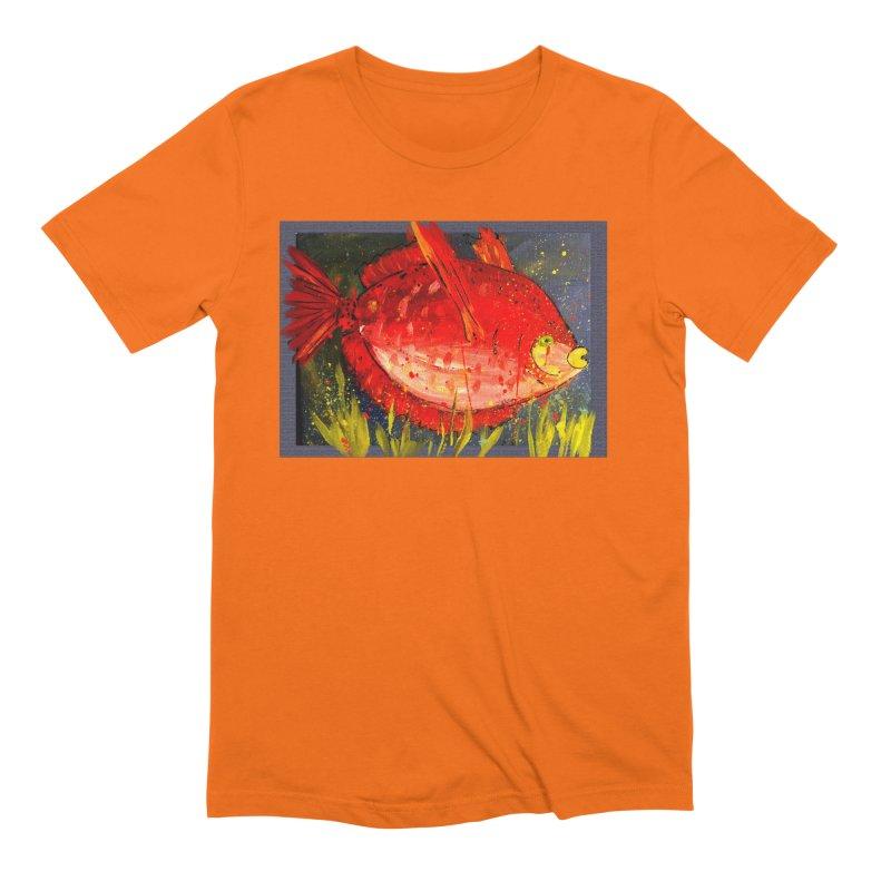PUCKER UP Men's Extra Soft T-Shirt by designsbydana's Artist Shop