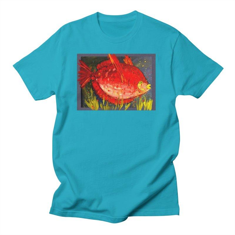 PUCKER UP Women's Regular Unisex T-Shirt by designsbydana's Artist Shop
