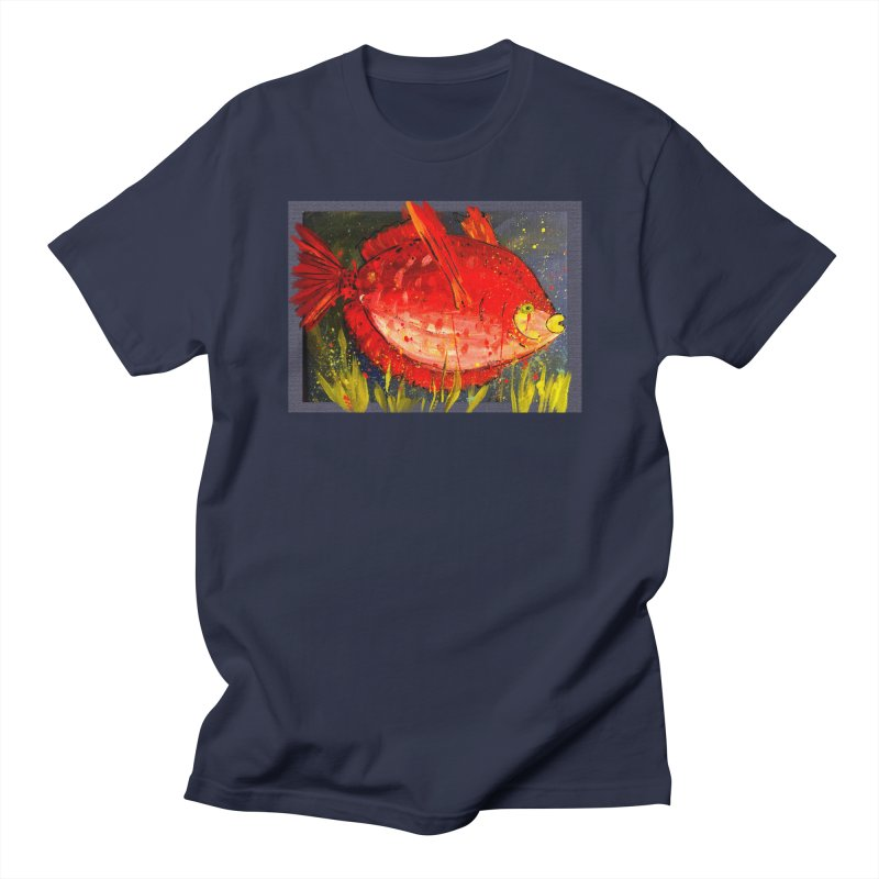 PUCKER UP Women's Regular Unisex T-Shirt by designsbydana's Artist Shop