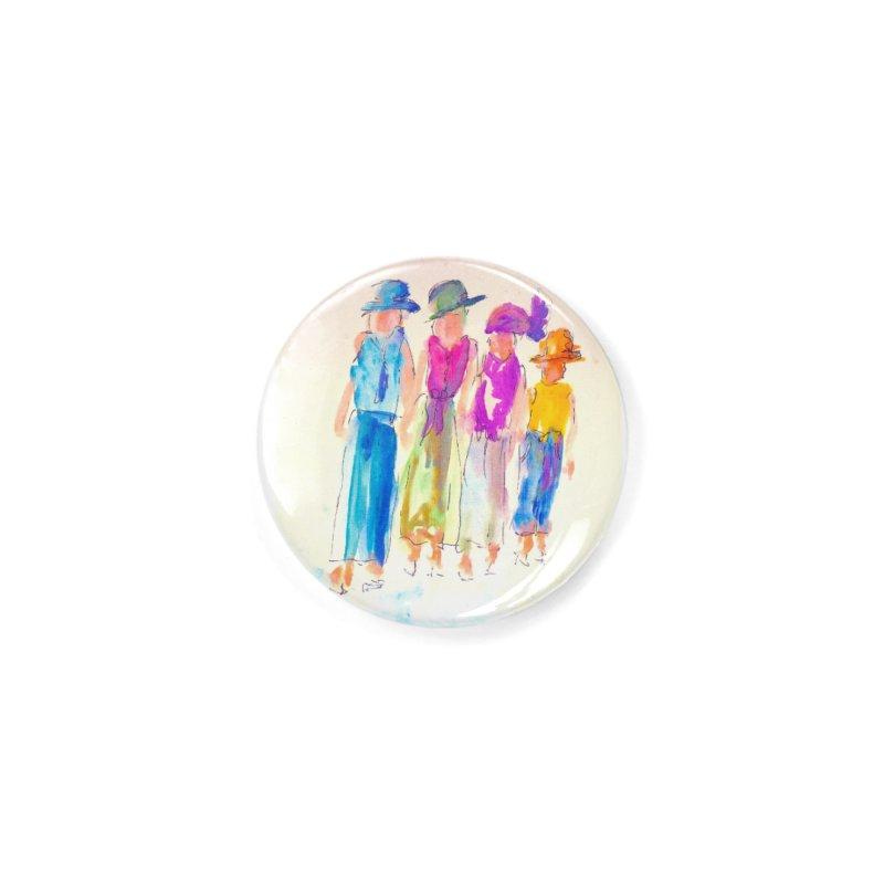 4 LADIES Accessories Button by designsbydana's Artist Shop