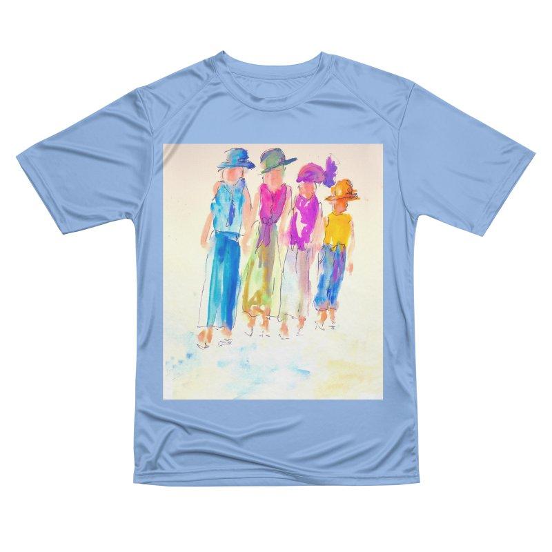 4 LADIES Women's T-Shirt by designsbydana's Artist Shop