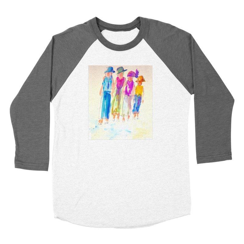 4 LADIES Women's Longsleeve T-Shirt by designsbydana's Artist Shop