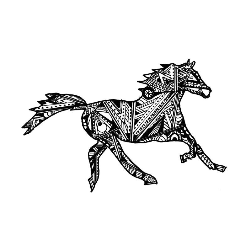 RUNNING HORSE by designsbydana's Artist Shop