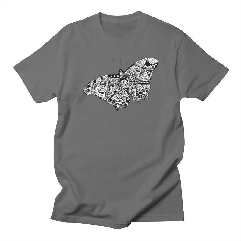 BUTTERFLY Men's T-Shirt by designsbydana's Artist Shop