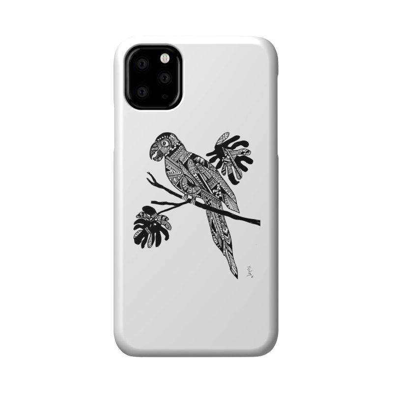 MACAW Accessories Phone Case by designsbydana's Artist Shop
