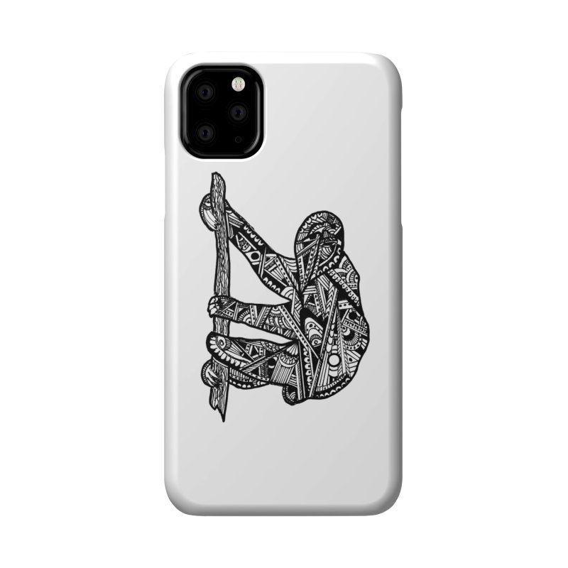 SLOTH Accessories Phone Case by designsbydana's Artist Shop