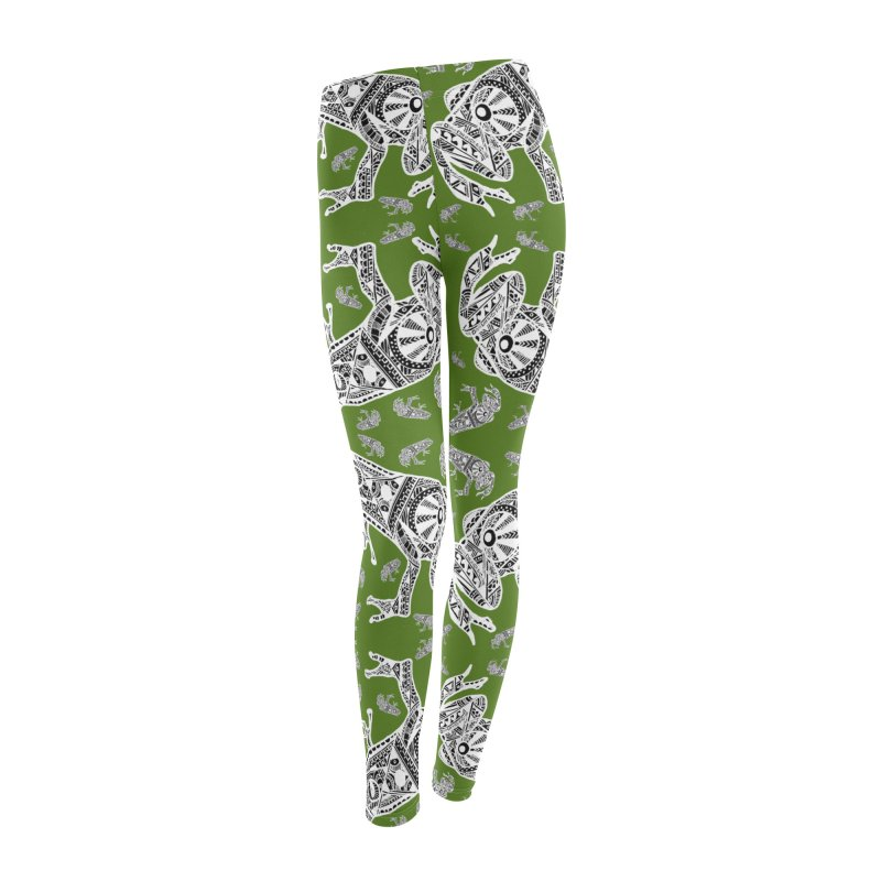 FROG Women's Bottoms by designsbydana's Artist Shop