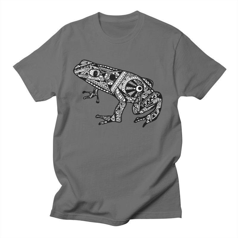 FROG Men's T-Shirt by designsbydana's Artist Shop