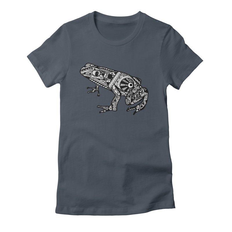 FROG Women's T-Shirt by designsbydana's Artist Shop