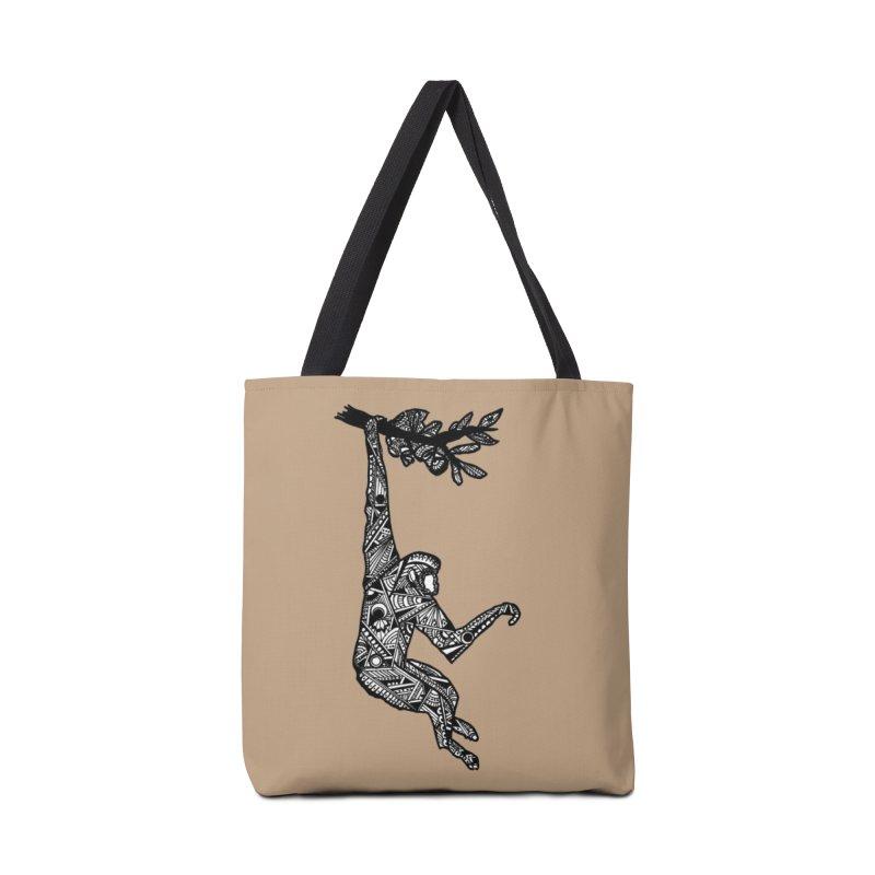 MONKEY Accessories Bag by designsbydana's Artist Shop