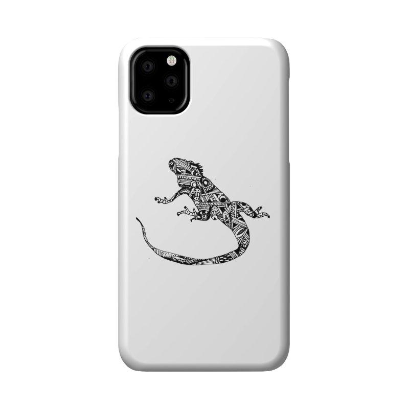 IGUANA Accessories Phone Case by designsbydana's Artist Shop